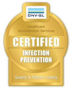 Certified Infection Prevention image
