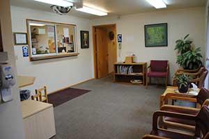 West End Outreach Reception
